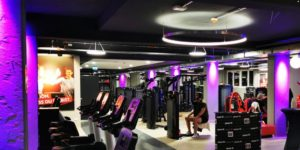 CLEVER FIT Bad Oeynhausen Fitnessstudio